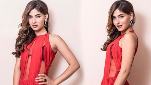 Karishma Sharma Exaggerate Photos