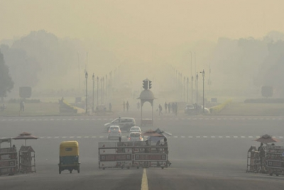 Air quality in Delhi deteriorates to 'poor' zone