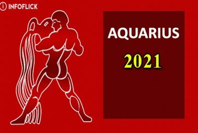 2021 Horoscope Predictions For Aquarius Sun Sign