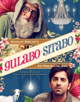 Gulabo Sitabo - Movie