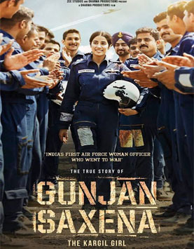 Gunjan Saxena: The Kargil Girl - Movie
