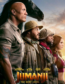 Jumanji: The Next Level - Movie