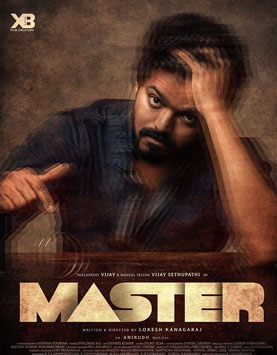 Master - Thalapathy 64 - Movie