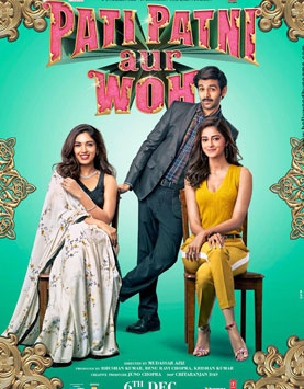 Pati Patni Aur Woh - Movie
