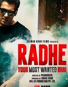 Radhe: Your Most Wanted Bhai - Movie