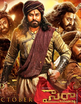Sye Raa Narasimha Reddy - Movie